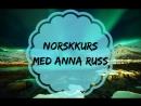 Norskkurs med Anna Russ Фонетика Гласные