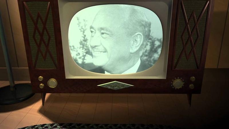 Conrads Dreams - A journey through the life of Conrad Hilton