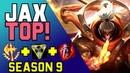 [ITA] JAX TOP SEASON 9 BUILD GUIDE ! Conqueror Jax Top s9 - League of Legends -