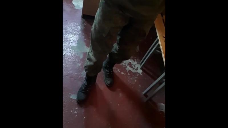 Армейские спички