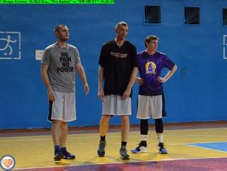 """МЛБЛ К.о., """"Pro Basket"""" vs """"КФ МГТУ"""", 01.03.19"""
