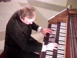 Karl Richter - Chromatic Fantasia Fugue In D Minor - BWV 903 (1)