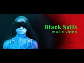 Weesp - Black Sails (клип 2018, альтернативный пост-метал, alternative post metal)