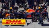 DHL Fastest Pit Stop Award FORMULA 1 HEINEKEN CHINESE GRAND PRIX 2019 (Max Verstappen Red Bull)