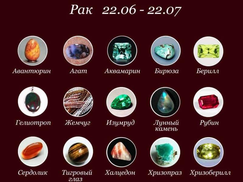 Камни талисманы для Знаков Зодиака. C59NQK8Is5E
