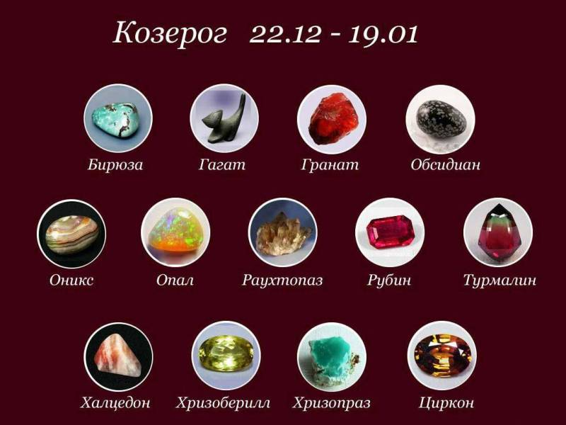 Камни талисманы для Знаков Зодиака. ENi9snpIXu8