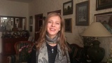 Лиза Арзамасова приглашает в филармонию 14 февраля на поэтический спектакль о любви