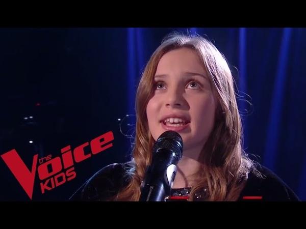 Edith Piaf L'hymne à l'amour Carla The Voice Kids France 2018 Finale