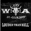 Wacken Festival 2019 - Германия 31.07-03.08.19