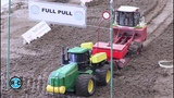 RC TRACTOR PULLING BEST OF SLED PULL - Field Days Bocholt Germany