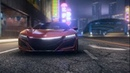 Asphalt 9 Acura 2017 NSX - Nanjing Stroll 7 jumps