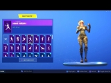 [SinX6] 69 DANCE EMOTES on NEW! DESERT OPS SKIN SET! Fortnite Battle Royale