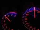 Разгон от 80 км/ч до 290 км/ч с 3-й передачи.