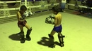 Muay Thai kids training