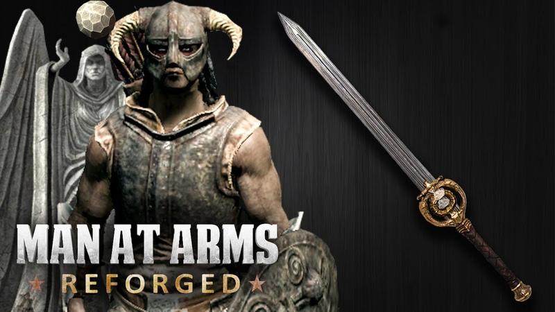 Dawnbreaker - Elder Scrolls Skyrim - Man At Arms Reforged