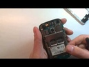 Samsung S6102 разборка замена сенсорного стекла дисплея обзор