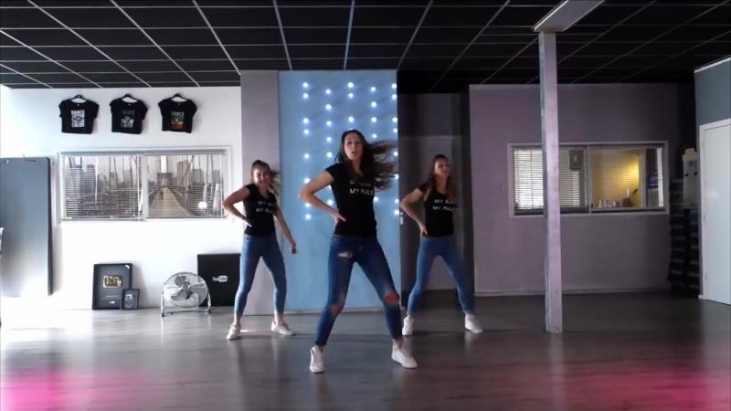 1, 2, 3 - Sofia Reyes ft Jason Derulo - Easy Fitness Dance Video - Choreography