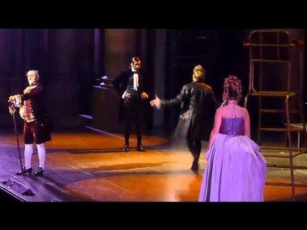 Répétitions ! Mozart est là