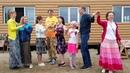 Severodvinsk русское народное Forro - бразильский танец в интеграции с русскими народными игрищами