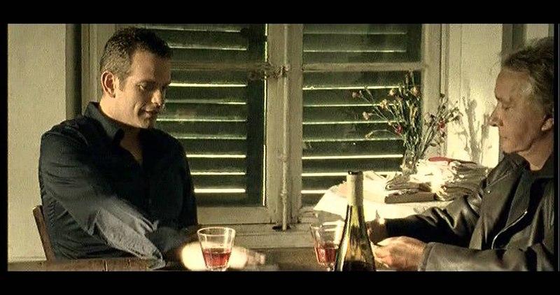Garou en duo avec Michel Sardou - La Riviere De Notre Enfance HD