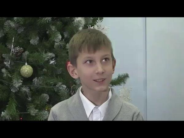 Самара. Акция Елка желаний (ТРК Скат 04.12.18)