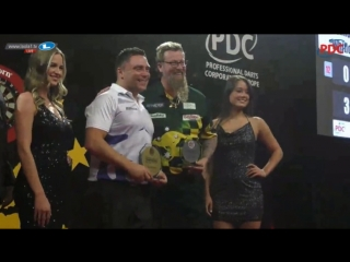 2018 International Darts Open Final Whitlock vs Price