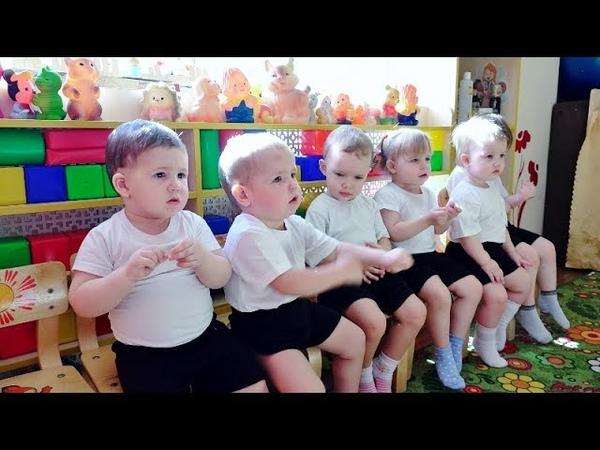 Пальчиковые музыкальные игры в детском саду
