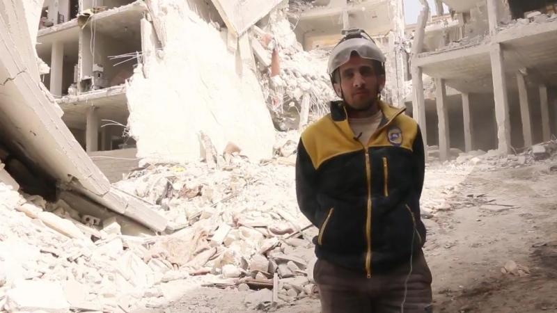 Команды SCD завершили поисково-спасательные операции в городе Харим. Сирия.