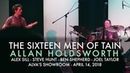 The Sixteen Men of Tain at the Allan Holdsworth Memorial Concert at Alva's Showroom