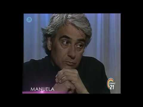 🎭 Сериал Мануэла 199 серия, 1991 год, Гресия Кольминарес, Хорхе Мартинес.