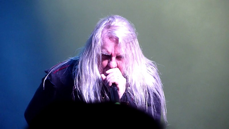 Saxon - Denim Leather - Live 04-19-2018 - The Warfield - San Francisco, CA