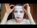 Восстанавливающая тканевая маска для лица NovAge Revitalising mask Oriflame 33973