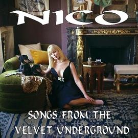Nico альбом Songs from the Velvet Underground
