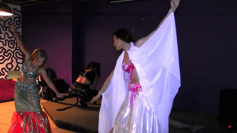 Хэллоуин от студии Ирэн. Танец призраков