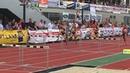 100m Hurdles: Alina Talay, 12,41s NR