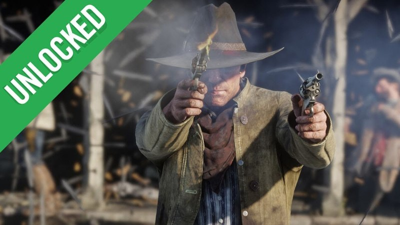 We Saw Red Dead Redemption 2's Mechanics In Action - Unlocked 346