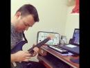 Akhal Fresco part of solo kemper warmothguitar fusionmusic instamusician music @talented musicians