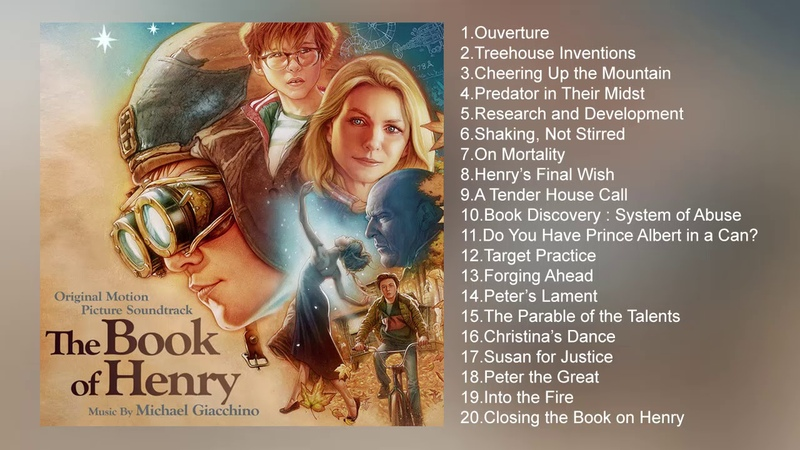 Michael Giacchino - The Book of Henry OST (Full Album)