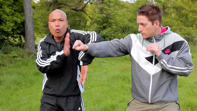 Wing Chun kung fu glossary - bong sao