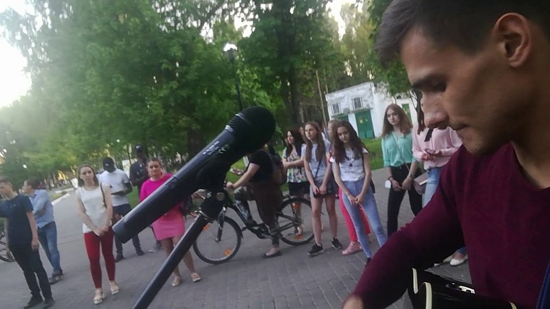 Андрей Макаров - Половинка live cover