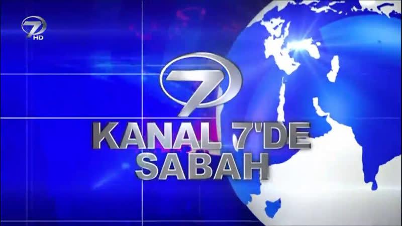 Kanal 7de Sabah - 16 Ocak 2019