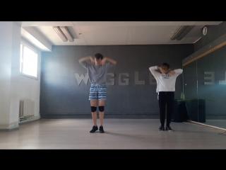 Choreo by Diyana - равнодушие (мальбэк сюзанна)
