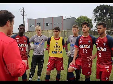 Todo o trabalho do Atlético Paranaense nas Categorias de Formação