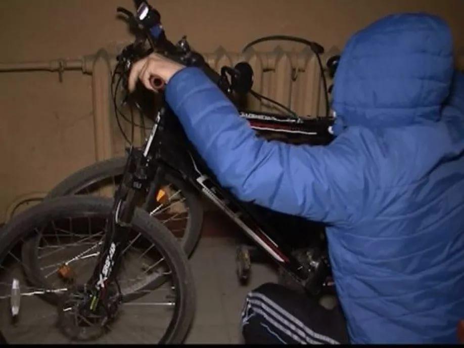 Под Таганрогом 27-летний вор-рецидивист украл спортивный велосипед стоимостью 60 тысяч рублей