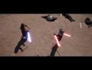 Tower of Joy - Jedi Battle (Game of Thrones Star Wars)