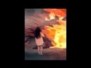 Жесть. Девушка упала в вулканическую лаву.