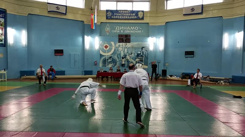 Чемпионат Калининградской области по кудо 18.11.18