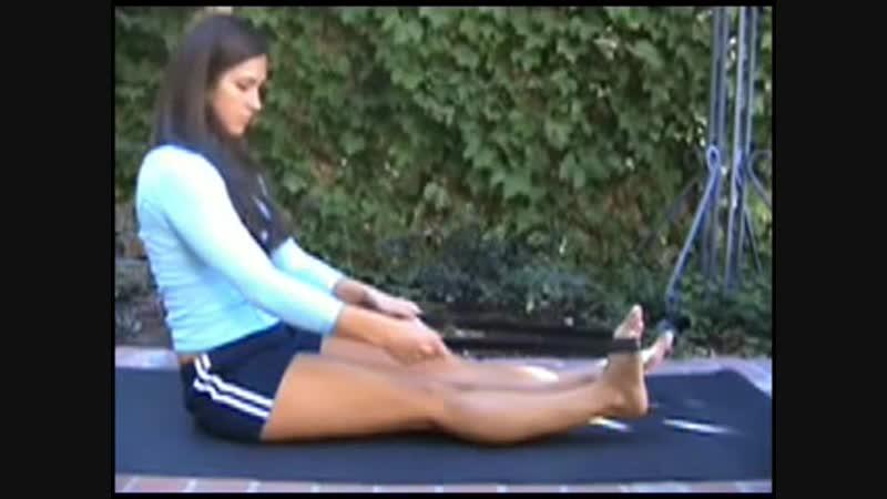 7 Плантарный фасциит (пяточная шпора) - лечебные упражнения 5