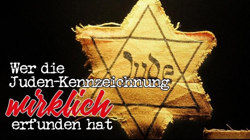 Prof Dr Michael Ley Wer die Juden Kennzeichnung wirklich erfunden hat