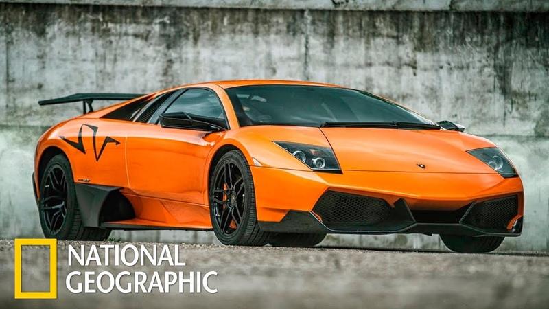 Мегазаводы Ламборгини Lamborghini